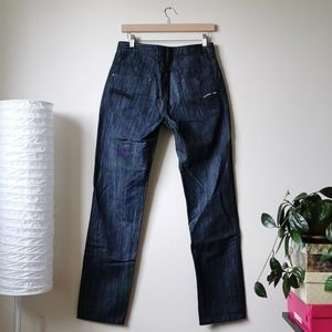 Vintage 90s Lilanz Mid/High Rise Straight Jeans